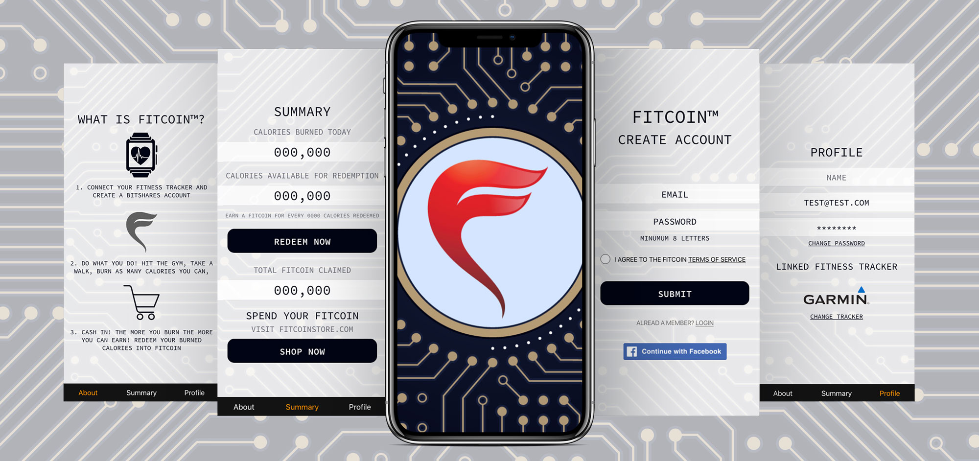Fitcoin | The only way to earn cryptocurrency burning Calories!